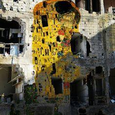 el-beso_klimt_siria.jpg (612×612)