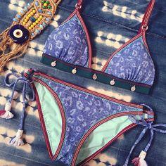 Amulet bikini by Tigerlily