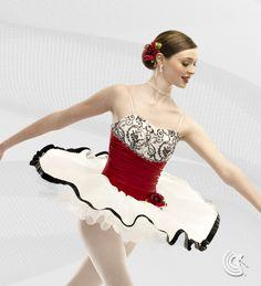 "Love this color combo!  ""Curtain Call Costumes® - Serenata"""