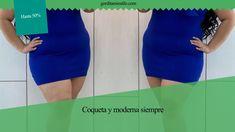Coleccion de Vestidos Tallas Extras Primavera 2020  Gordita Mi Estilo Waist Skirt, High Waisted Skirt, Skirts, Fashion, High Skirts, Dress Collection, Spring, Style, Moda