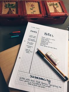 "tantararantan: "" Taking good notes is one of the keys to academic success!! This is the Cornell Note-taking Method, a great way of organizing your notes. "" studying tips, study tips #study #college"