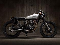 '75 Honda CB250G Brat | Pipeburn.com