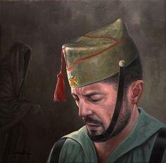 Pintor Artístico/Artistic painter - ARTE MILITAR