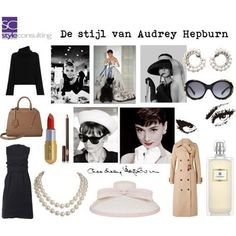 """ By Margriet Roorda-Faber, Style Consulting. Gamine Style, Audrey Hepburn Style, Jackie Kennedy, Chic Outfits, Work Outfits, Work Attire, Capsule Wardrobe, Different Styles, Fashion Looks"