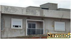 Frente #janela #linhaintegrada #neoville #NeTVidros (41) 3033-2552