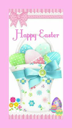 Easter wallpaper Happy Easter Wallpaper, Birthday Wallpaper, Holiday Wallpaper, Easter Paintings, Apple Watch Wallpaper, Ipad, Easter Wishes, Diy Birthday Decorations, Easter Printables