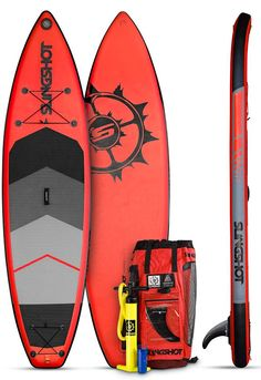 Why People Like the Slingshot Crossbreed Inflatable SUP, How it Inflates to Feel Like a Hardboard, 1 Big Disadvantage and How to Solve it.