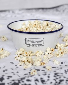 Today's #postablepopup prompt is T O P  P R O D U C T  If you'd have asked me a few months back what my top product was I might have struggled to tell you but now post lockdown there's a clear front runner. You guys LOVE a movie night and clearly everyone who is someone needs their own personalised bowl of popcorn to settle down with.  #topproduct #movienight #popcornbowl #filmnight #lockdownlife #isolationchronicles #covid19 #dispatchfromisolation #onemamoneshed #engravedenamelware… Popcorn Bowl, Front Runner, Prompts, Pop Up, Told You So, Night, Popup