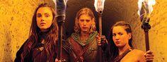 Eretria dans Will Allanon Les Elfes Les Chroniques de Shannara