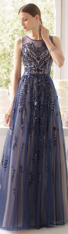 Inspiração   Modelos de vestidos coloridos para noivas
