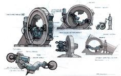 Avatar concepts art | CG Daily news