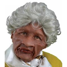 Auntie Supersoft Old Lady Mask