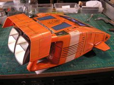 scale models, kitbashed sci-fi - Google Search