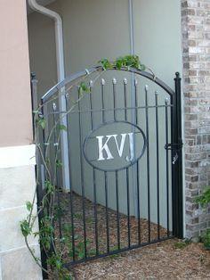 Custom Made Classic Garden Gate