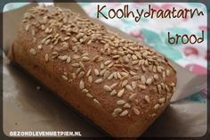 Koolhydraatarm brood waarover de kinderen direct superenthousiast waren. Het ziet er als brood uit, het smaakt als brood en kruimelt niet. Slechts 1,2 kh