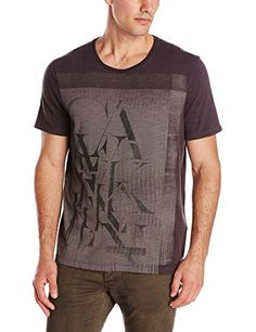 Calvin Klein Jeans Men's Off Register Tee. This is a Calvin Klein Denims brand new brand picture accents this slim crewneck t-shirt. Product Features  This t-shirt incorporates a shiny Calvin Klein Jeans Brand This can be a slim crew neck tee   http://geek-tshirts.com/calvin-klein-jeans-mens-off-register-tee/