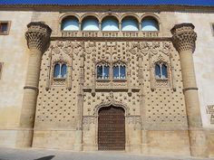 palacio de Jabalquinto, Baeza