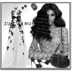Zuhair Murad gowns, RED Valentino clutches and Selda Okutan rings.