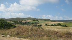 Port de pêcheurs de Sidi Daoud : sur la route ...