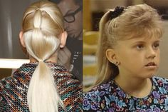 We are all about the modernized version of Steph's Full House style