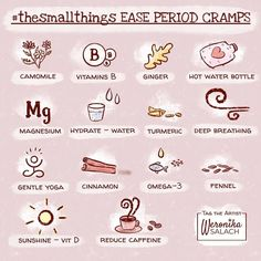 Health And Beauty Tips, Health And Wellness, Period Hacks, Period Tips, Remedies For Menstrual Cramps, Period Cramp Remedies, Gentle Yoga, Self Care Activities, Menstrual Cycle