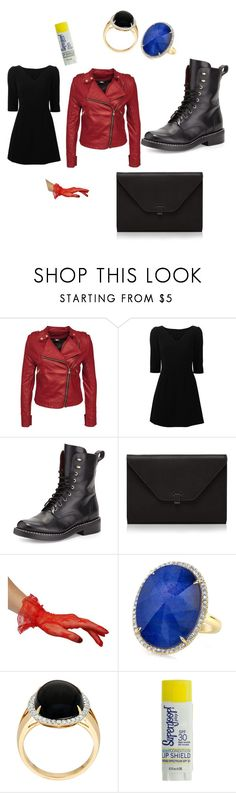 """""""Frollo"""" by brittklein ❤ liked on Polyvore featuring Dolce&Gabbana, rag & bone and Valextra"""