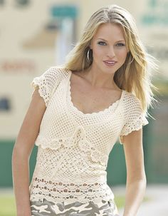 Outstanding Crochet 2 piece set