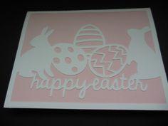Easter 2014 card for Megan, Kristen