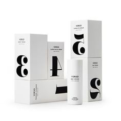 Shop Super Facial Serum by Verso Skincare at MECCA. An anti-ageing super facial serum with a Retinol 8 complex to reveal bright, younger looking skin. Skincare Packaging, Cosmetic Packaging, Beauty Packaging, Brand Packaging, Design Packaging, Product Packaging, Glass Packaging, Coffee Packaging, Pretty Packaging