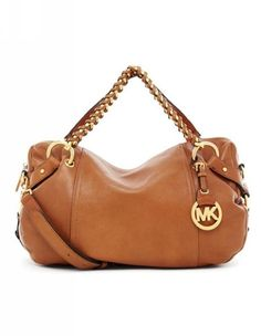 91052859cb MICHAEL Michael Kors Tristan Medium Satchel Luggage Leather Is Extremely  Fashionable With Best Quality And Service!