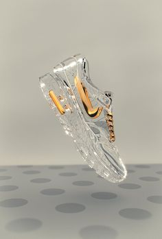 Cinderella's Nikes designed by Ben White | London.