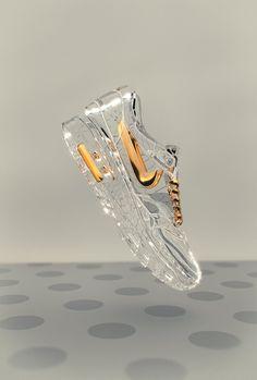 Cinderella's Nikes designed by Ben White | London.