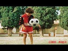 Leo Messi - Historia FC Barcelona. - YouTube