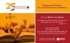 Por primera vez en Mazatlán: Predicador Católico Roberto Arredondo.  No se pierda la oportunidad de asistir!!  Venta de boletos en Caritas Mazatlán Iap y Mazatlán International Center  #MazatlanInternationalCenter #MICMejorImposible