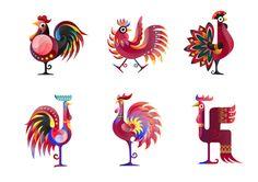 鸡祥如意 - 视觉中国设计师社区