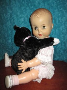 """Patty Play Pal Doll 1960 