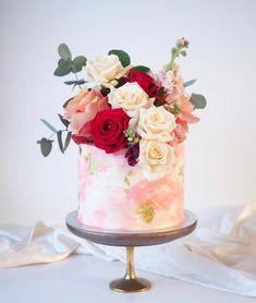 "cake topper 4,5/"" handmade clear white sugar rose edible wedding top rose"