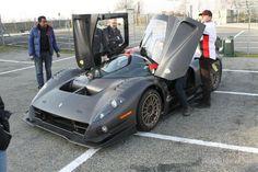 2011 Ferrari P4/5 Competizione