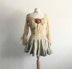 Bing : upcycled clothes | Sewing