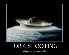 Ork Shooting