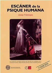 """Escáner de la Psique humana de Josep Fábregas editado por Raima.""""Escáner de la psique humana"""" es un tratado de psicología que describe nuestra estructura psíquica, así como las fases de que consta la evolución humana. A través de sus páginas, se va percibiendo claramente el sentido, el por qué de esa evolución- una espiral que se va desarrollando a lo largo de sucesivas encarnaciones y que consta básicamente de 9 peldaños..."""