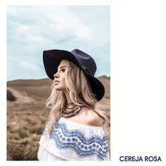 Expresse quem você é usando looks Cereja Rosa! Já visitou nosso site? www.cerejarosa.com.br ;)