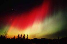 "Aurora Borealis Alaska 2013 | HowStuffWorks ""10 Best Spots on Earth to Watch the Auroras"""