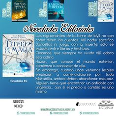 Títeres de la Magia (Marabilia #2) de Iria G. Parente ySelene M. Pascual
