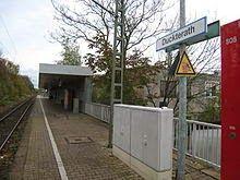 Zusätzliche Fahrradstellplätze an der S-Bahnhaltestelle Duckterath   iGL Bürgerportal Bergisch Gladbach