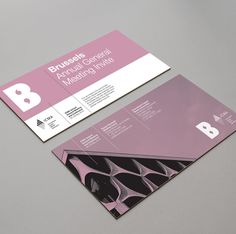 typesetting, layout, brochure, collateral, brussels annual invite, ICMA