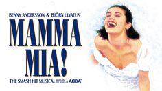 Mamma Mia. Here I go again!