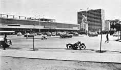Vasco Vieira da Costa. Mercado de Kinaxixe, Luanda, 1951-1952 (demolido)