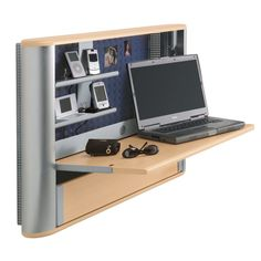 wall mounted laptop desk and computer enook standard from anthro buy space saving furniture