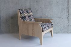 Leaves and Twigs: New range of wooden furniture for SCP